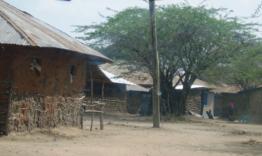 Das Dorf Maziwa