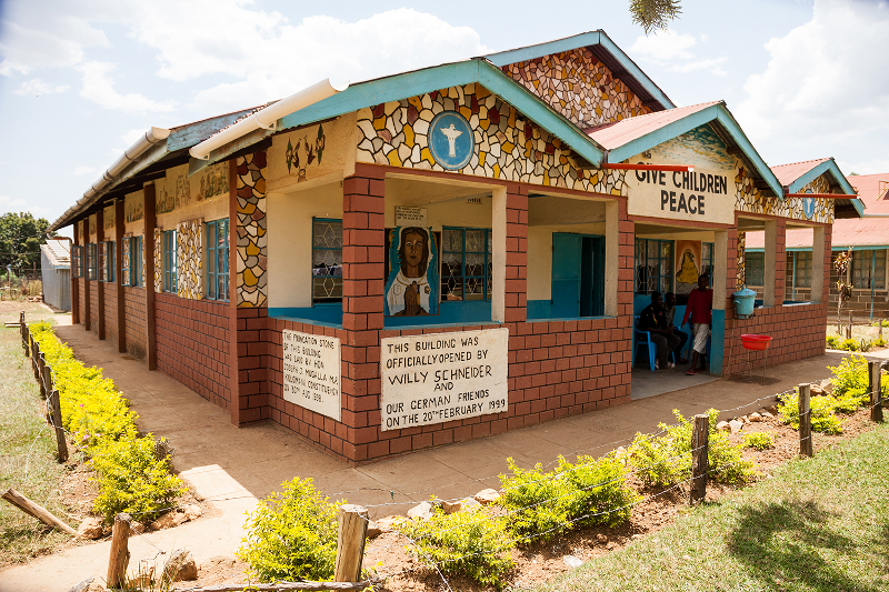 Malaika Childrens Home Kenia