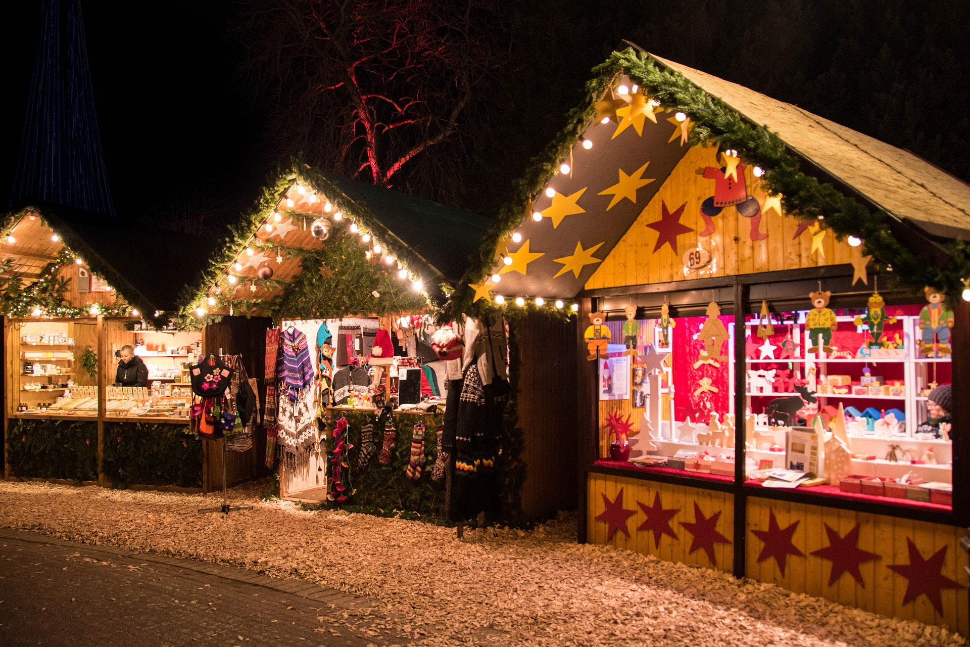 Groß Gerau Weihnachtsmarkt