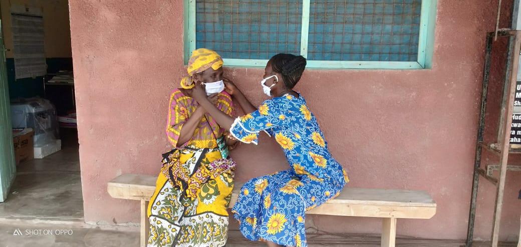 Community-Masken für Maziwa