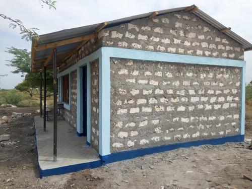 Neue Schulküche in Maziwa wurde gebaut.